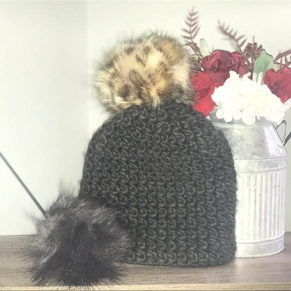 99c5866917df2 Stella   Dot Chunky Knit Hat. M 5c2cda044773686c4ea13adf